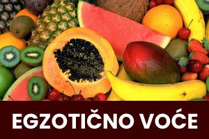 Egzotično voće