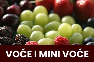 Voće i Mini voće